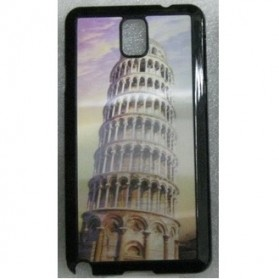 3D Plastic Case for Samsung Galaxy Note 3 - 61
