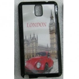 3D Plastic Case for Samsung Galaxy Note 3 - 62