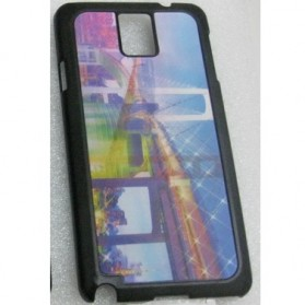 3D Plastic Case for Samsung Galaxy Note 3 - 73