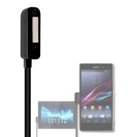 High Performance USB Magnetic Charger Cable for Sony Xperia Z1 / Z2 / Z3 - Black - 4