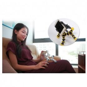 Flexible Tripod Horse Style for Smartphone - White - 12