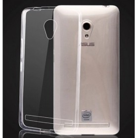 Ultra Thin Soft Case for Asus Zenfone 5 - Transparent