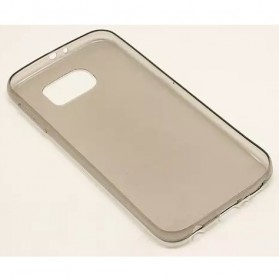 Ultrathin TPU Transparent Silicone Soft Case for Samsung Galaxy S6 - Transparent - 2