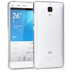 Ultra Thin TPU Case for Xiaomi Mi4 - Transparent