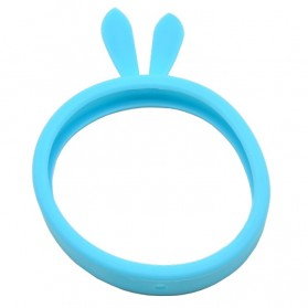 Bunny Silicon Braclet Smartphone Case - Blue - 1