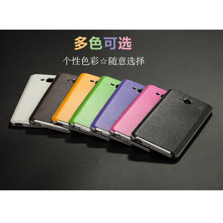 ... Ultra-Thin Leather Case for Xiaomi Redmi 2 / Redmi 2 Prime - Purple ...