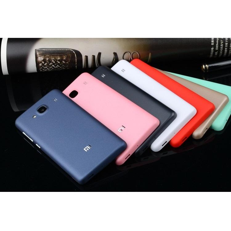 ... Cover Baterai Matte Xiaomi Redmi 2 / Redmi 2 Prime - Black - 2 ...