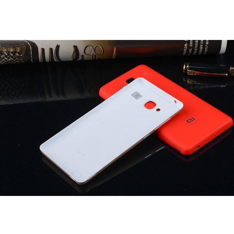 the best attitude 95e15 926f0 Cover Baterai Matte Xiaomi Redmi 2 / Redmi 2 Prime - White