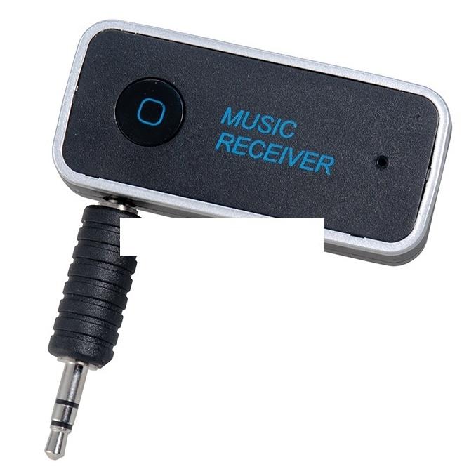 Car Bluetooth Music Receiver Biaota A1 Hands Free: Car Audio Bluetooth Music Receiver Handsfree