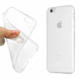Ultra Thin TPU Case for iPhone 6 Plus - Transparent