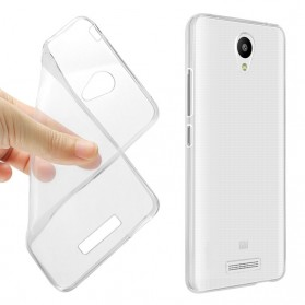 Ultra Thin TPU Case for Xiaomi Redmi Note 2 - Transparent