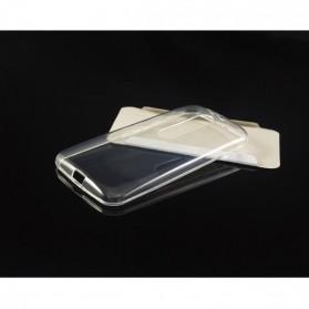Ultra Thin TPU Case for Motorola Moto G (3rd Generation) - Transparent - 2