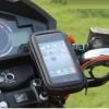 Smartphone Accessories (Aksesoris Handphone) - Holder Smartphone Motor Waterproof Large Size - ZJ-04 - Black