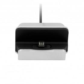 Charging Dock USB Type C - Silver