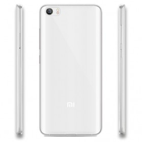 Ultra Thin TPU Case for Xiaomi Mi5 - Transparent