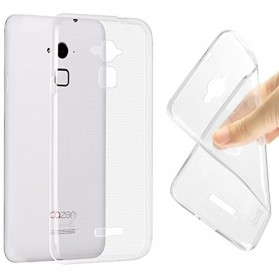 Ultra Thin TPU Case for Coolpad Note 3 Lite - Transparent - 2