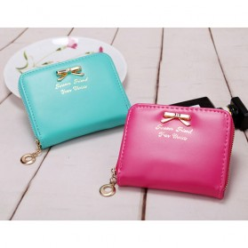 Weicken Dompet Wanita Forever Friend Bahan Kulit - B484 - Watermelon Red - 4