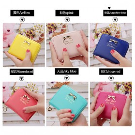 Weicken Dompet Wanita Forever Friend Bahan Kulit - B484 - Watermelon Red - 5