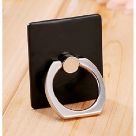 Finger iRing Smartphone Holder - Black