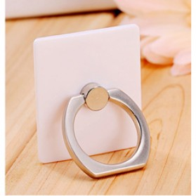 Finger iRing Smartphone Holder - White