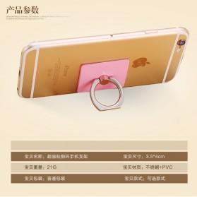 Finger iRing Smartphone Holder - White - 6