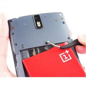Baterai OnePlus One High Capacity Li-ion 3100mAh with Opening Tools - BLP571 - 5