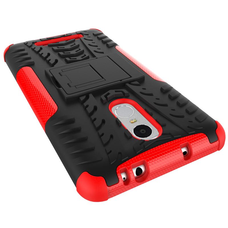 ... TPU + PC Anti Knock Hard Armor Style Protector Case Cover For Xiaomi Redmi Note 3 ...