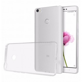 Ultra Thin TPU Case for Xiaomi Mi Max - Transparent