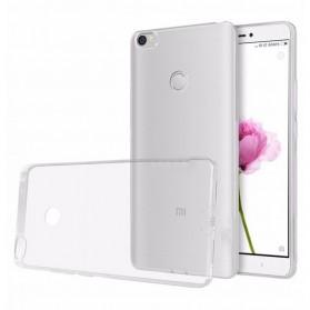 Ultra Thin TPU Case for Xiaomi Mi Max - Transparent - 1