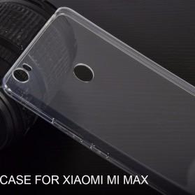 Ultra Thin TPU Case for Xiaomi Mi Max - Transparent - 2
