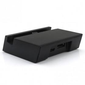 Charging Dock USB 3.1 Type C - YDA-D800S - Black - 2
