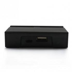 Charging Dock USB 3.1 Type C - YDA-D800S - Black - 4