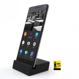 Charging Dock USB 3.1 Type C - YDA-D800S - Black - 6