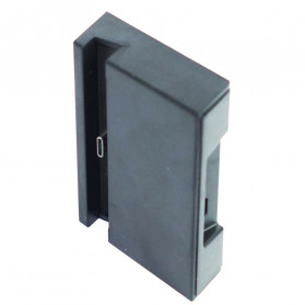 Charging Dock USB 3.1 Type C - YDA-D800S - Black - 7