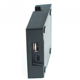 Charging Dock USB 3.1 Type C - YDA-D800S - Black - 8