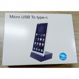Charging Dock USB 3.1 Type C - YDA-D800S - Black - 10