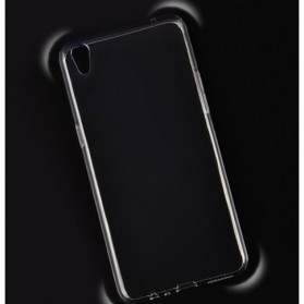 Ultra Thin TPU Case for Oppo R9 Plus - Transparent - 3