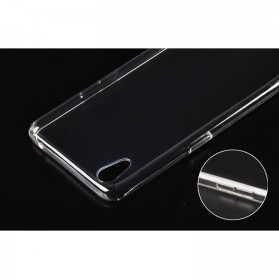 Ultra Thin TPU Case for Oppo R9 Plus - Transparent - 4