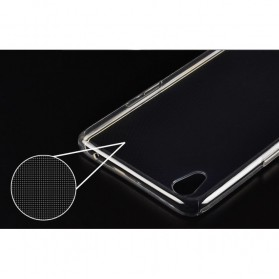 Ultra Thin TPU Case for Oppo R9 Plus - Transparent - 5