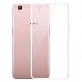 Ultra Thin TPU Case for Oppo A37 - Transparent