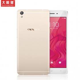 Ultra Thin TPU Case for Oppo OPPO Find 9 - Transparent