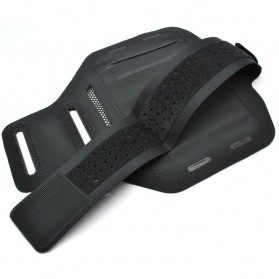 Universal Sports Armband Case with Key Storage L Size - ZE-AD400 - Black - 3