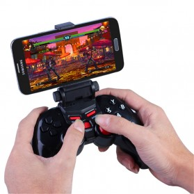 Dobe Bluetooth Wireless Gamepad Joystick for Android - TI-465 - Black - 2