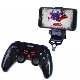 Dobe Bluetooth Wireless Gamepad Joystick for Android - TI-465 - Black - 9