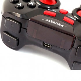 Dobe Bluetooth Wireless Gamepad Joystick for Android - TI-465 - Black - 14
