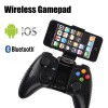 Bluetooth Wireless Gamepad Joystick for Android and iOS - G910 - Black