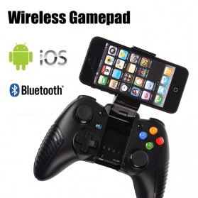 Wireless Gamepad / Joystick - Gamepad Bluetooth - G910 - Black