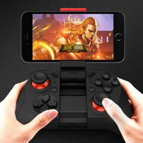 VRBOX 2.0 Bluetooth Wireless Gamepad Joystick for Android and iOS - Black - 3