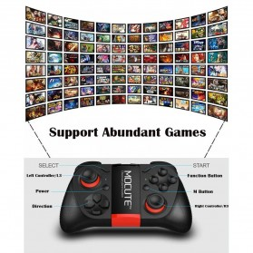 VRBOX 2.0 Bluetooth Wireless Gamepad Joystick for Android and iOS - Black - 6
