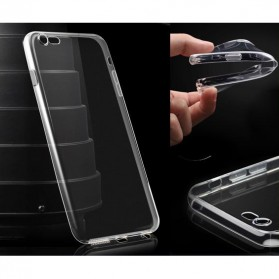 Ultra Thin TPU Case for iPhone 7/8 - Transparent - 2